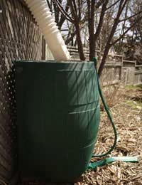 Using Rainwater in Your Home